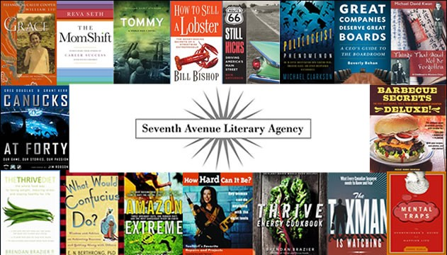 Seventh Avenue Literary Catalog