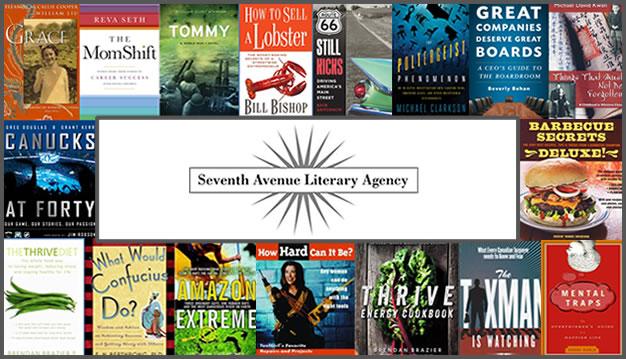 Seventh Avenue Literary Agency
