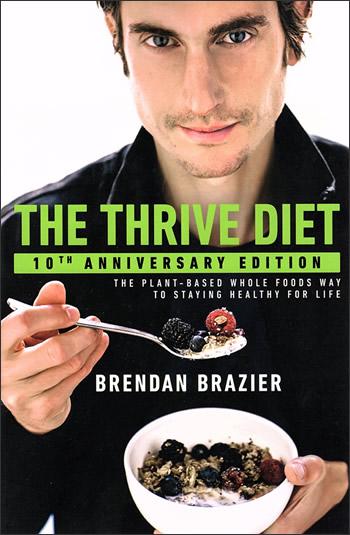 Brendan Brazier 10th Anniversary