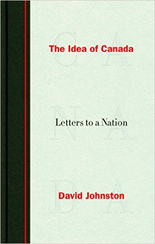 Letters to a Nation, by David Johnston