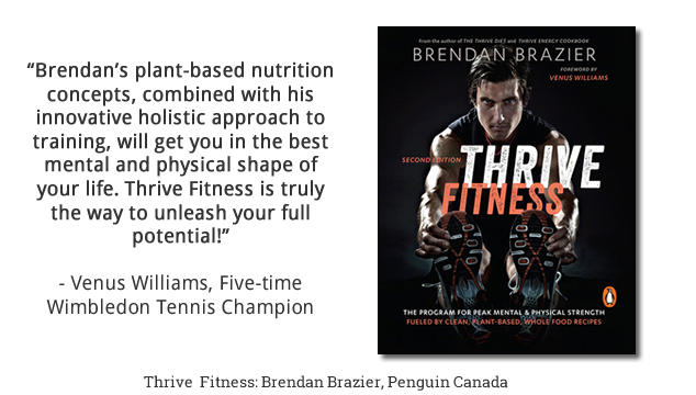 Thrive Fitness: The Program for Peak Mental and Physical Strength