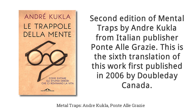 Mental Traps, by Andre Kukla