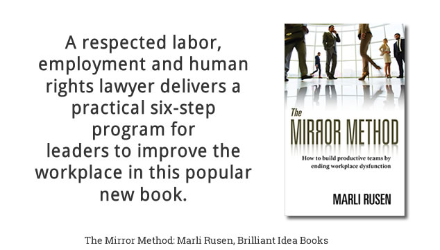The Mirror Method: How to build productive teams by ending workplace dysfunction