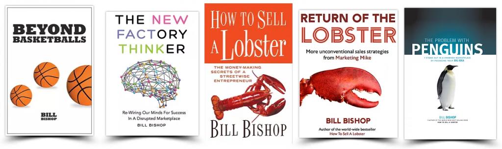 Books by Bill Bishop